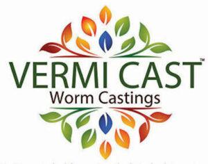 VermiCast Premium Worm Castings Logo