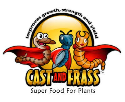 Cast and Frass Logo