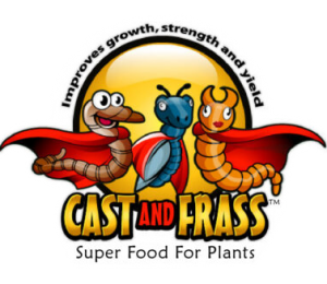Cast and Frass Logo
